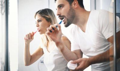Richtig Zaehne putzen gegen Zahnfleischbluten